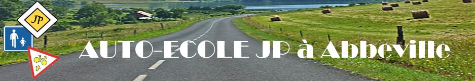 Auto-école JP à Abbeville Logo